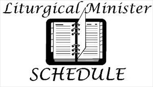 Minister Schedule